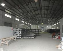 (出租) 出租湖熟和进社区附近单层厂房1500架500交通便