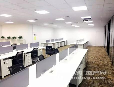 河西元通站◆世贸招商◆ 100至2000㎡精装毛坯皆可 1.8含税价 甲级纯写 有食堂