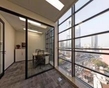 (出租)清名桥地铁口 时代国际精装修200平 电梯口 带家具隔断