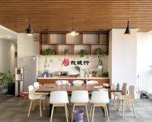 (出租)中海大厦 精装550平 甲级办公 电梯口 地铁旁 商业配套齐