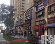 (出售)双地铁 南京大学 龙湖天街旁 明发银河城 沿街商铺 可重餐饮