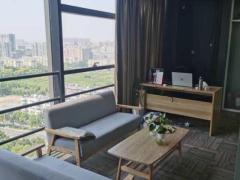 (出租)金融城5号楼精装修办公室优秀位置
