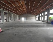 (出租)标准厂房仓库。 大车好进出。适合各种无污染行业