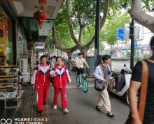 (出租)(可明火)今日必租 珠江路临街旺铺 办公居民学生集中 可餐饮