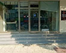 江宁区上元大街沿街门面层高4米8没有转让费