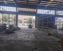 (出租)出租|D滨江开发区250平方物流仓库,半挂车可进车间