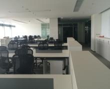 新城总部大厦 精装修 低调的奢华 全套办公家具 地铁口 隧道口 交通方便
