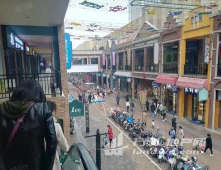 (出租)万达茂国际街一楼91平商铺出租可做餐饮随时看房