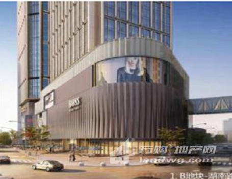 绿地紫金中心商务甲级写字楼