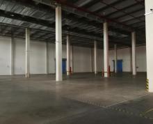 (出租)经开区 宇培物流园高台仓库一楼1000平方 大车好进出