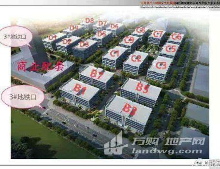 高标准厂房,200-8000平可分割
