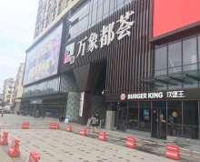 秦淮 卡子门 绿国万象都荟 4米8层高现房商铺 周边成熟社区覆盖 可餐饮