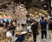 (出租)苏州湖东NO.1高楼九龙仓国际金融中心全新美食城火爆招商中!