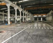 (出租)出租武进区西太湖机械车间2100方,行车5吨2台