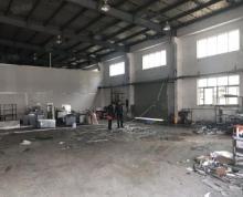 (出租)吴中郭巷1楼1500平厂房可做仓储等行业车辆进出方便