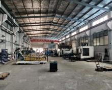 (出租)江宁秣陵工业园800平高9米带一台10吨行车大车好进出急租