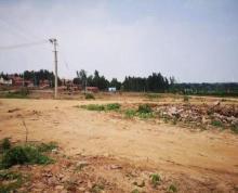 (出租)工业园区土地30亩岀租,作为堆场,没硬化