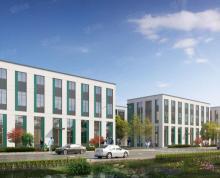 (出租)泰兴城央,独栋国土厂房,小面积别墅办公楼,50年产权