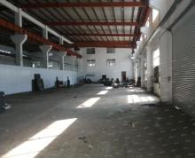 (出租)Z江宁秣陵2800平,行车厂房对外出租。价格实惠欢迎致电