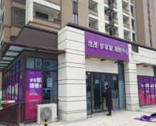 江宁大学城世茂梦享家纯一楼沿街门面年租金20万即买即收租