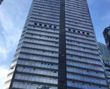 (出租)政务区(置地广场)C座189平 拎包办公 大气前台 玻璃双开