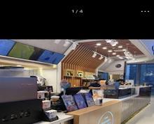 (出售)胜太路地铁口coco奶茶出售 带租约 年租金7万 即买即收租