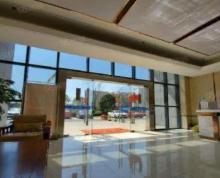 (出租)出租科正大厦 高铁北站 32平精装办公 地铁口 落地窗