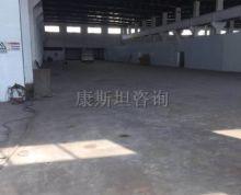崇川区新出6000平 单一层机械厂房有10吨行车 价格便宜