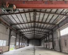 (出租)秣陵单层厂房有10吨行车可以机械加工电有100