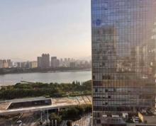 出租 北江滨富力中心写字楼可容纳工位35个人坐