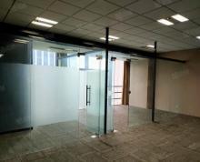 (出租)金融城电梯口带隔断110平办公室出租,随时看房