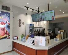 (转让)悦然广场1楼80平奶茶店整转(广城免费介绍)