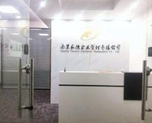 (出租)凤凰国际大厦 新模范马路地铁口 全新装修 可注册 格局好