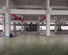 (出租)北桥一楼仓库,标准厂房,大车开到车间门口,两个大门。