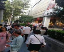 (出租)中央门玉桥商业商场门口商铺 适合做奶茶 小吃有执照