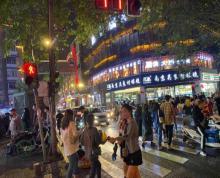 (出租)建邺河西大街 十字路口 沿街重餐饮 家家爆满 业态不限明火