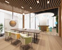 景枫中心 稀缺精装小户型 独立套间 可容纳1到100人办公