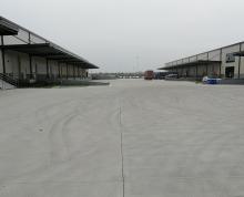 物流标准仓库50000方双边库出租