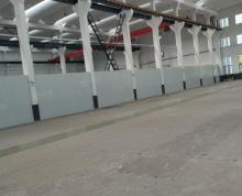 (出租)胡埭工业园一跨车间只可以做仓库不能做加工有一部5吨行车可用