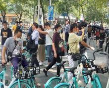 (转让)秦淮区中山南路 临街旺铺转租 市口好靠近地铁口 人流密集