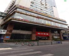 (出租) 新街口正洪街广场旁,门宽6米,无行业限制,外卖神铺
