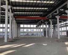 (出租)柘塘地铁口5000平独栋带多台行车高12米砖混结构急租