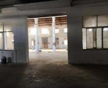 (出租)相城渭塘1200平标准单一层厂房产证齐全价格便宜独门独院