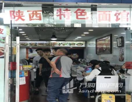 (出租)珠江路红庙美食街通贤桥沿街门面房市口很好门面宽户型方正可餐饮