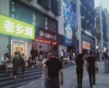 鼓楼小市地铁口明火重餐饮商铺 纯一楼沿街商铺