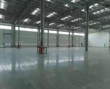 (出租)滨江开发区 50000平全新高台库出租 层高9米 丙二消防