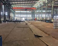 (出租)滨湖区胡埭工业园9600方新建机械厂房出租