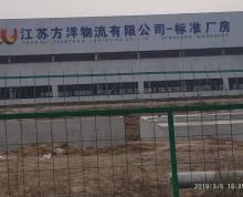 徐圩新区标准厂房对外招租