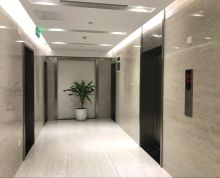 张府园地铁口 互联网金融中心 电梯口 格局好 随时可看