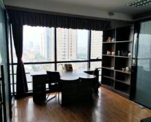 (出租)华邦西厦226平6300元月办公桌椅配套齐全